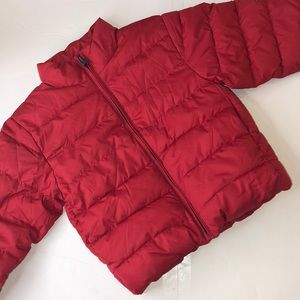 Boys children place jacket Color red size XS/XP 4